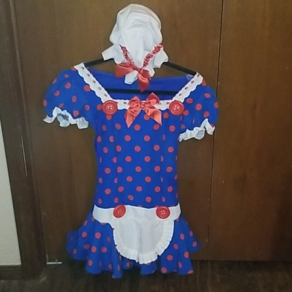 California Costumes Other - Raggedy Ann Costume